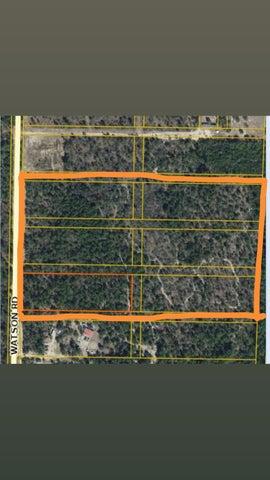 TBD Watson Road, Defuniak Springs, FL 32433