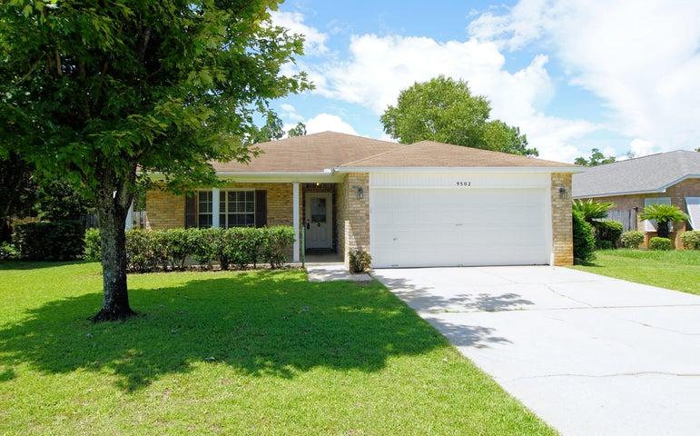 9502 Parker Place Drive, Navarre, FL 32566