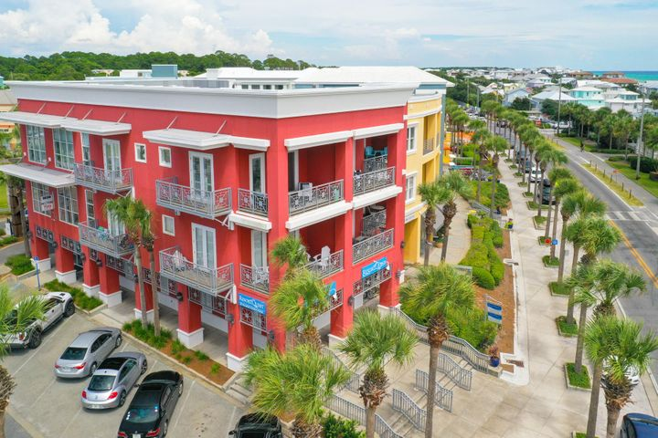 Here is the buy in the heart of Gulf Place. Magnificent corner penthouse with breathtaking views of the Gulf of Mexico. Unit is newly renovated. Your entrance is a board and batton hallway, with beautiful chandeliers and coastal chic decor. There is an   Island, stainless appliances, coastal cabinets, and open shelving. Bathroom is fit for a spa and the serene bedroom is for those heavenly nights of rest. Unit rests on  chic whitewashed hardwood floors. This unit will always have the panoramic views you always dreamed of .Condo has never been rented. Enjoy the magic of the nightlife, shopping, dining, and one of the 3 pools on site. Also, tennis courts. Relax at the end of the day with a glass of bubbly watching the sunset. This unit is a must. It can be rented . Great investment.