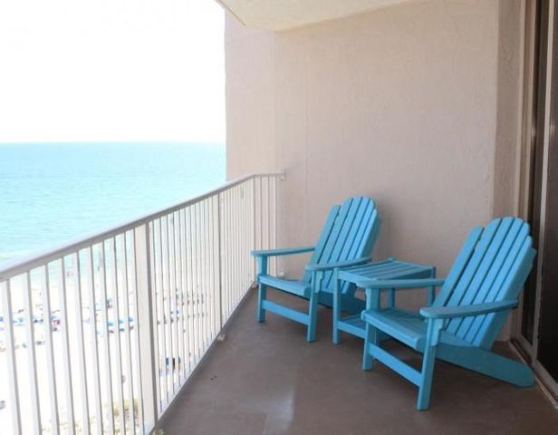 WELCOME to your fully remodeled, open concept beach retreat.  Your condo overlooks the beautiful Emerald Green waters of the Gulf of Mexico and the multiples pools of Dunes of Panama also overlook the sugar white sand beaches.  Your 2 bedroom, 2 bath condo features an all new upgraded kitchen with granite counters and stainless steel appliances.  The fully renovated baths feature updated fixtures.  Your condo comes turn key with all updated furnishings and decor. Dunes of Panama sits directly on the beaches  with many great family amenities such as 3 beachside swimming pools, 1 is heated in the cooler months. Also fire pits, bbq grills, fitness center. volleyball, tennis, basketball, shuffleboard, organized children's activities, beachside snackbar, deli and the beachside tiki bar! ENJOY! Enjoy the rental income that is generated by this fully updated and turn key condo on the 12th floor overlooking the spectacular waters of the Gulf of Mexico.  Convenient to many offsite family activities in Panama City Beach as well.  Can't beat the condo financing rates at this time! Just ask about those. Resort has a 4 star rating with Tripadvisor!
