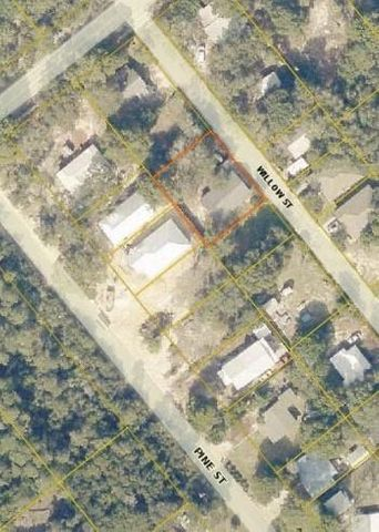 Take advantage of this RARE opportunity to purchase a double lot in West Destin, a block from the bay. With an existing 3/2 home on the property, you could start earning rental income immediately. Or build two brand new homes on the lots. Seller is offering a $3000 credit at closing, with an acceptable contract price, for carpet and painting.