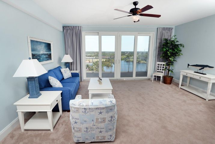 Laketown Wharf Resort Is In The Heart Of All The Fun & Excitement In Panama City Beach - Just Steps Away From The World's Most Beautiful White-Sand Beaches, Shopping, Dining & Entertainment. This Beachside Resort Offers Unparalleled Amenities With Convenient Beach Access, 5 Unique Pools, A Kids Funscape Playground, Splash Bar & Grill, Gulf View Fitness Center & Covered Garage Parking. Laketown Wharf Offers A Variety Of Views Including The Gulf Of Mexico, Lake & Golf Course. Enjoy The Nightly Fountain & Light Show & Market Shops Along The 52,000 Square Feet Of Lakefront Boardwalk. This Residence Has 1 Bedroom, 2 Baths, Bunk Room & Can Easily Accommodate Over 6 People. Features Include: New Furniture, Flooring & Paint, Exceptionally Large Open Floor Plan, Expansive Balcony, Granite Countertops, Fully Applianced Kitchen With Breakfast Bar. Multiple Views, Floor Plans & Floor Heights Also Available! Models Open Daily From 10-4! Financing Available With Only 10% Down (Subject To Credit Approval)! Call For More Details!