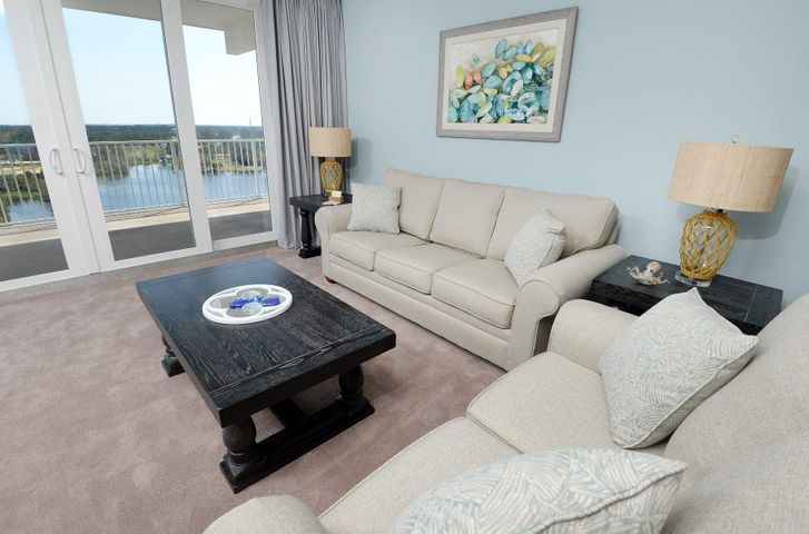 Laketown Wharf Resort Is In The Heart Of All The Fun & Excitement In Panama City Beach - Just Steps Away From The World's Most Beautiful White-Sand Beaches, Shopping, Dining & Entertainment. This Beachside Resort Offers Unparalleled Amenities With Convenient Beach Access, 5 Unique Pools, A Kids Funscape Playground, Splash Bar & Grill, Gulf View Fitness Center & Covered Garage Parking. Laketown Wharf Offers A Variety Of Views Including The Gulf Of Mexico, Lake & Golf Course. Enjoy The Nightly Fountain & Light Show & Market Shops Along The 52,000 Square Feet Of Lakefront Boardwalk. This End Unit Residence Has 3 Bedrooms 3 Baths, Bunk Room & Can Easily Accommodate Over 10 People. Features Include: New Furniture, Flooring & Paint, Exceptionally Large Open Floor Plan, Expansive Balcony, Granite Countertops, Fully Applianced Kitchen With Breakfast Bar. Multiple Views, Floor Plans & Floor Heights Also Available! Models Open Daily From 10-4! Call For More Details!