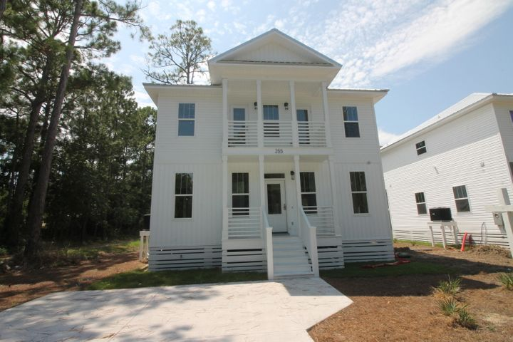 Beautiful New construction Home. This home is Perfect for a Beach get away or a home for a growing family. This home has Custom Cabinets, granite looking counter tops, easy to clean floors and is spacious and New. Come see this beauty today.