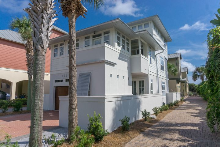 124 Geoff Wilder Lane, Inlet Beach, FL 32461