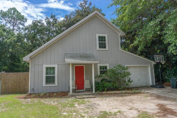 105 Garnett Bayou Road, Santa Rosa Beach, FL 32459