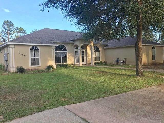 585 Ridge Lake Road, Crestview, FL 32536
