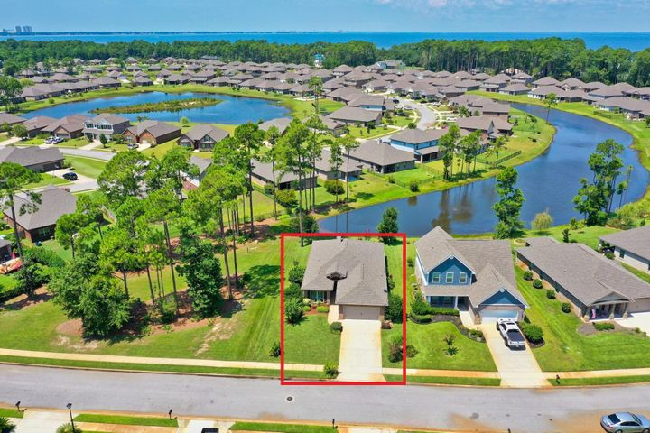 Welcome to Driftwood Estates! This beautiful 3-bedroom, 2-bath home with a 2 car garage is centrally located in the heart of Santa Rosa Beach just minutes from shopping, dining and the beach. Driftwood Estates is a very sought-after neighborhood situated next to the Choctawhatchee Bay and just minutes from the pristine beaches of the Gulf of Mexico. Perfectly located in Santa Rosa Beach, this neighborhood is convenient to Destin, 30A and Panama City Beach. The ideal location to enjoy all that the local culture has to offer! Community amenities include a well-maintained community pool, walking tracks, basketball courts, soccer fields, pickle ball courts, lakes, sidewalks, street lights, playgrounds and beautifully landscaped common areas for you and your family to enjoy. Driftwood is close to Sacred Heart Hospital, top-rated schools, premier shopping and dining, Sandestin Golf and Beach Resort and Grand Boulevard. This is an incredible opportunity to live in the heart of it all at Driftwood Estates!