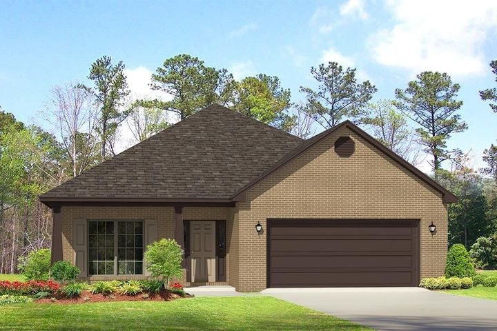 Spacious 3 Bedroom/ 2 Bath and Study floorplan called the Bailey.  Beautiful White Cabinetry, Engineered Vinyl Plank In All Common Areas Of The Home,  Granite In Kitchen & Baths, Stainless Steel Appliances, Tile Shower In Master, Full Irrigation System, Brushed Nickel Plumbing and Lighting, Tons of Crown Molding, and SOOO much more. Peach Creek is centrally located between Panama City Beach and Destin with an approximate 10 minute drive Seaside Beach, and 5 minute drive to nearest Publix! Only 20 min drive to fabulous Pier Park In Panama City Beach with tons of Shopping Restaurants and Entertainment. Seller offering up to $7,500 in closing costs when using DHI Title and Mortgage Services.