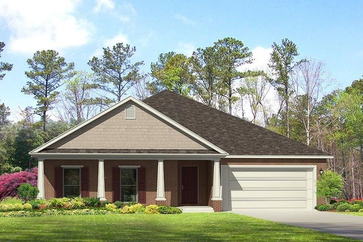 This incredible Home Includes : Beautiful Bisque Cabinetry, Engineered Vinyl Plank In All Common Areas Of The Home, Carpet in bedrooms Granite In Kitchen & Baths, Stainless Steel Appliances,  Full Irrigation System, Brushed Nickel Plumbing and Lighting, Tons of Crown Molding, Decorative Glass Front Door and SOOO much more. Peach Creek is centrally located between Panama City Beach and Destin with an approximate 10 minute drive Seaside Beach, and 5 minute drive to nearest Publix! Only 20 min drive to fabulous Pier Park In Panama City Beach with tons of Shopping Restaurants and Entertainment. Seller offering upi $7,500 in closing costs when using DHI Title and Mortgage Services.