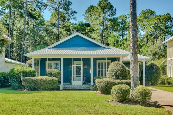 Come see this pristine single story beach cottage that is located in one of the areas hidden gem neighborhoods- Carson Oaks.  The home has numerous updates and appointments that have recently been made including: Exterior painted in 2019, Interior painted in 2018, Kitchen/Bathroom cabinets striped and repainted, new sinks, granite counter tops, garbage disposal, refrigerator, kitchen cabinet undermount lighting, and updated Fireplace surround with a Florida Cypress mantel.  It's hard to beat such an ideal floor plan, ease of yard work being covered, relaxing in the screened-in front porch, and the benefits of a close-knit community like Carson Oaks.  Amenities that are part of the neighborhood include a community pool, basketball area, and boat launch/storage.  Set your appointment... today and be prepared to be impressed from the moment you enter this special neighborhood and home.