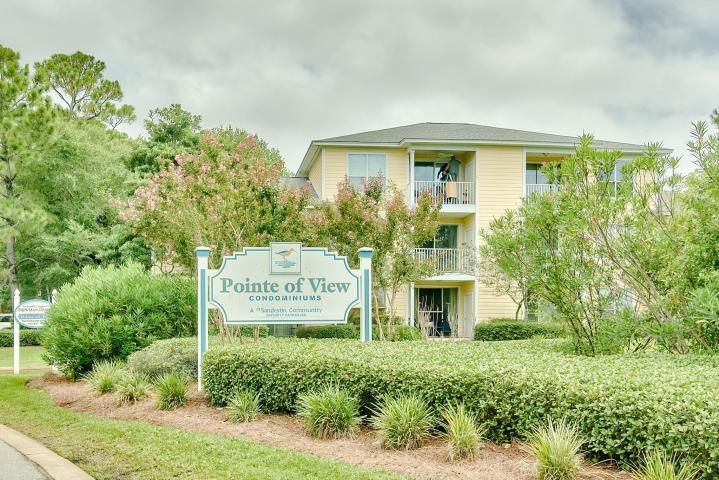Welcome to Pointe of View! This 2-bedroom, 2-bathroom condominium is just a short walk away from Grand Boulevard offering an array of dining and shopping options, as well as a Publix, Sandestin Resort and Sacred Heart Hospital nearby. This is excellent for the Investor or Resident looking for an affordable housing opportunity.