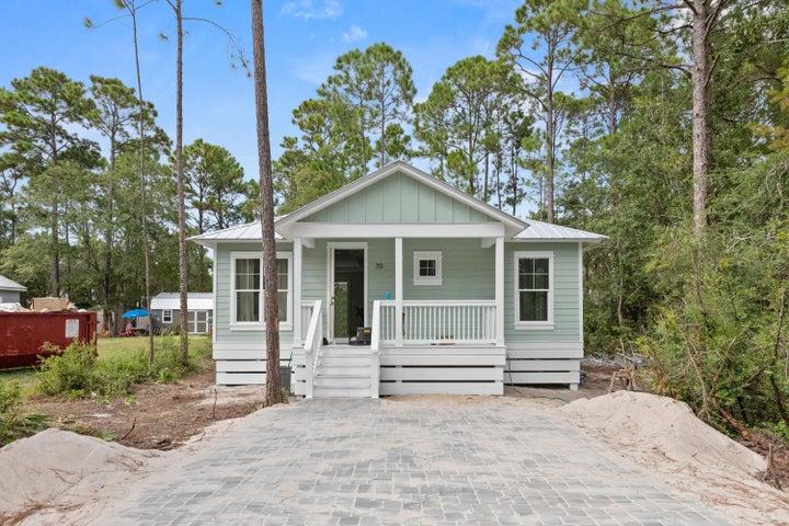 70 W Wild Blueberry Way, Santa Rosa Beach, FL 32459