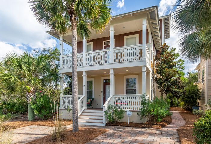 9 Woody Wagon Way, Inlet Beach, FL 32461