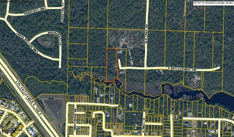 48 W Rattlesnake Trail, Inlet Beach, FL 32461