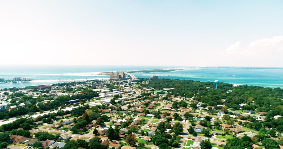 In the HEART of Destin