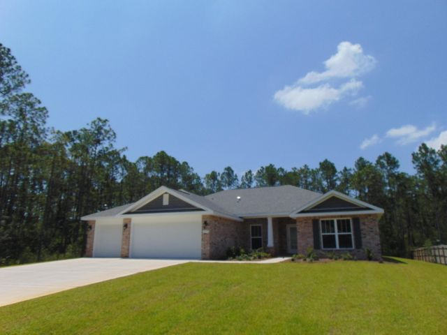 Front Elevation. *Photo of a similar home. Colors & Options may vary.