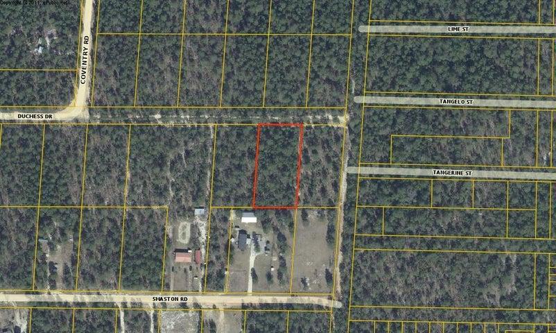 Lot 13 Duchess Drive, Defuniak Springs, FL 32433