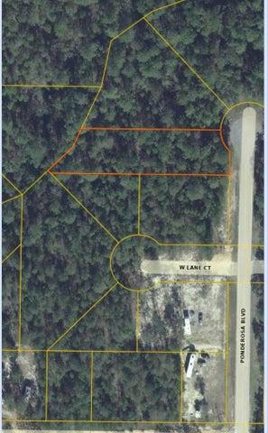 Lot 1/93 Ponderosa Boulevard, Defuniak Springs, FL 32433