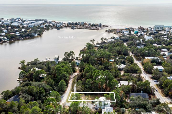 Lot 9 S Lake Drive, Santa Rosa Beach, FL 32459