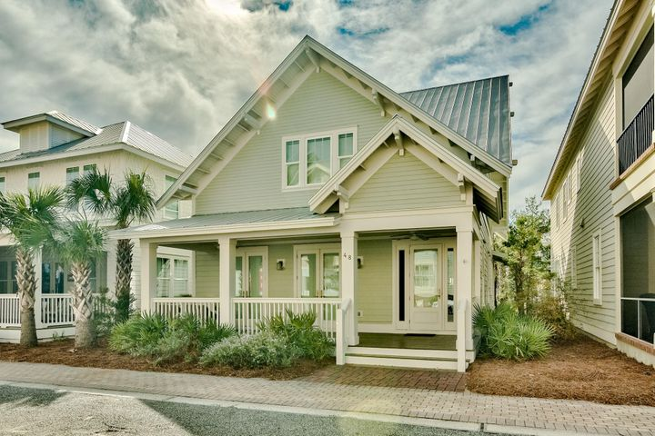 48 Pleasant Street, Inlet Beach, FL 32461