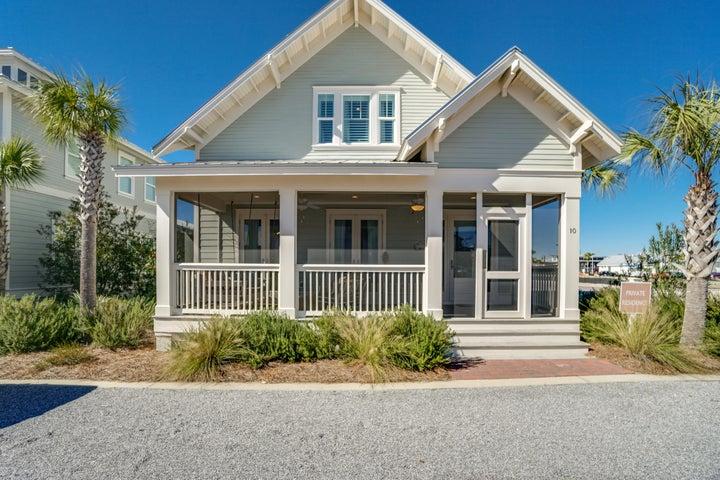 10 Federal Street, Inlet Beach, FL 32461