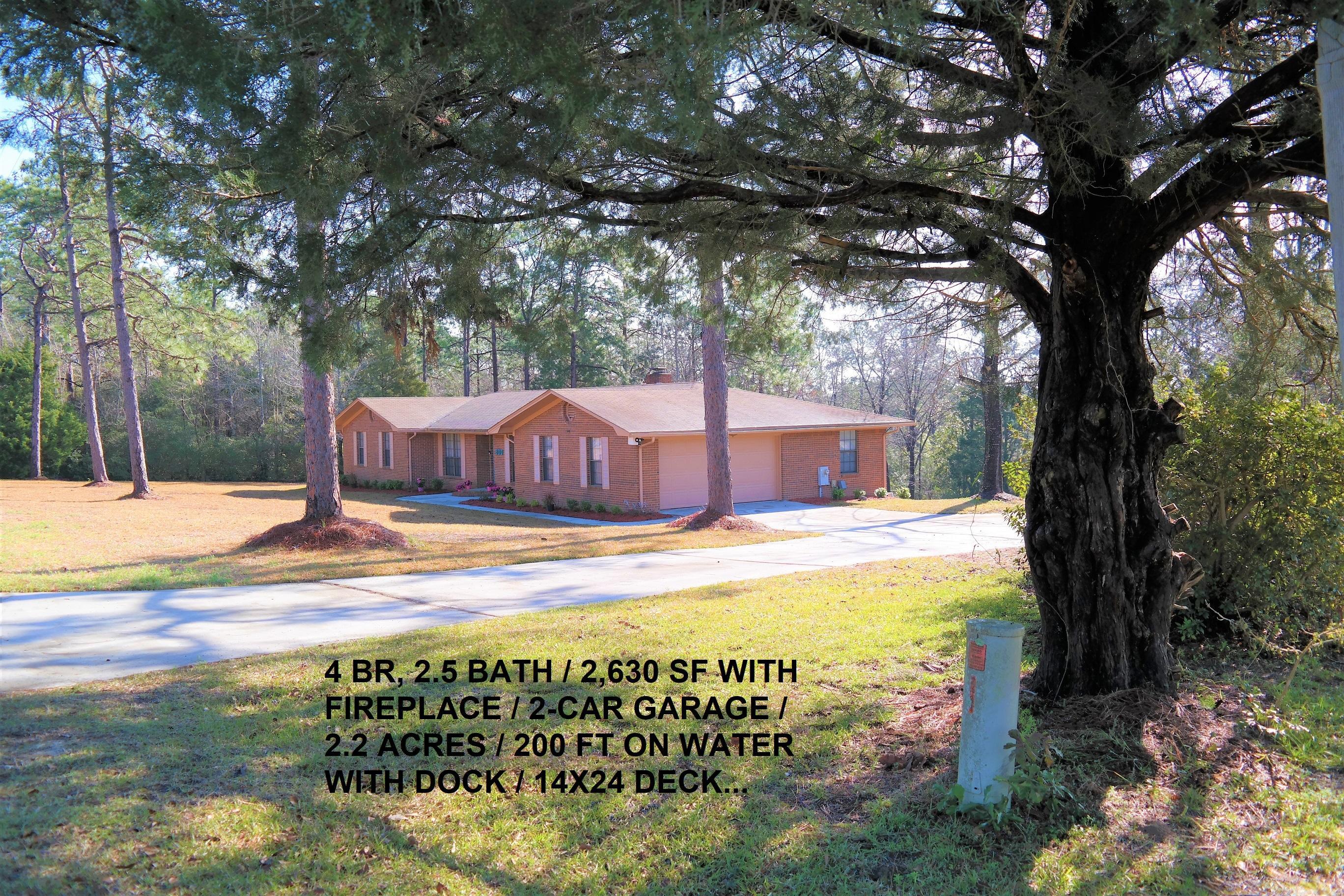 200 Ten Lake Drive, Defuniak Springs, FL 32433
