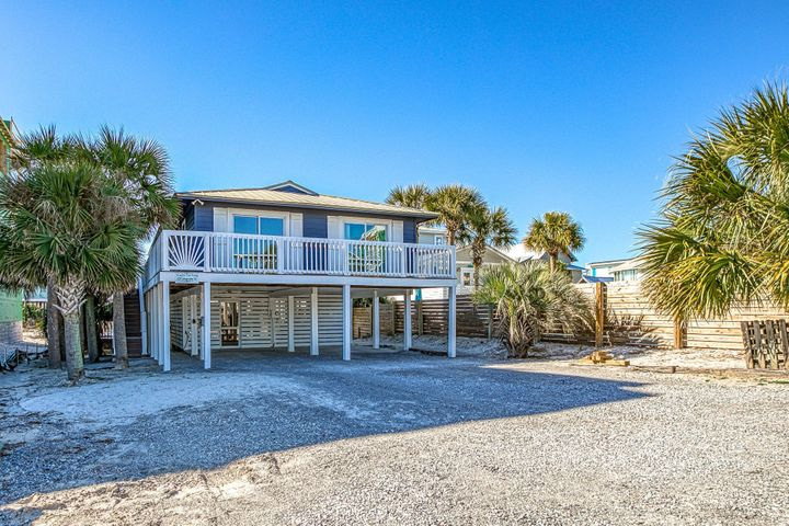 The Perfect Beach Cottage has hit the market and has been fully remodeled...no surface went untouched...Beautiful fixtures, elegant furnishings.   Steps away from the Gulf of Mexico with the emerald clear water and white sugary sand.  Home has not been rented since the remodel, however, prior to remodel, home boast nearly $85,000 annual rent - now home is estimated just under $100,000 in vacation rental...downsize and make it a primary home or a second home waiting for those hard earned vacation days.  Either way, you won't regret the perfect Grayton Beach day.  After a day surfing and sunbathing, veg out in the screened in oversized covered porch or finish off in one of Grayton's largest private swimming pools.  Call immediately for a showing, this home will not last!