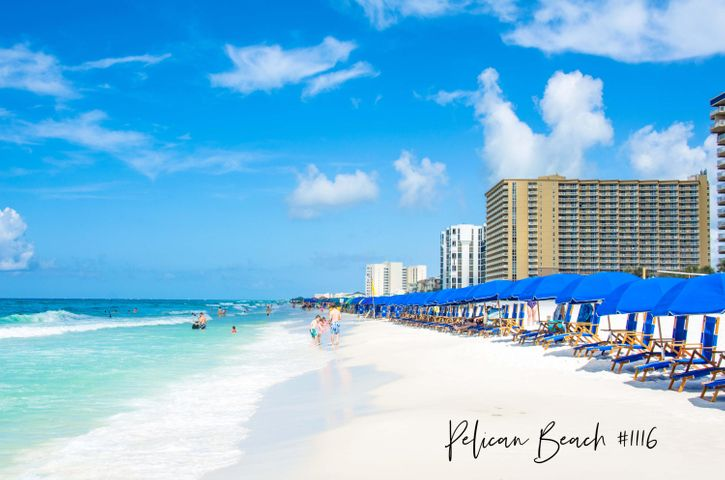 Welcome to Pelican Beach Resort #1116!