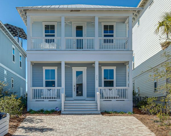 260 Gulfview Circle, Santa Rosa Beach, FL 32459