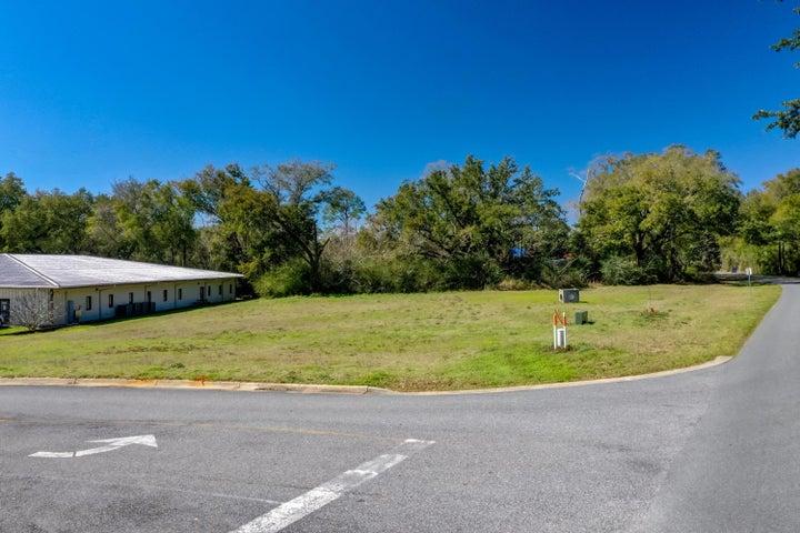 1 acre portion on Richburg