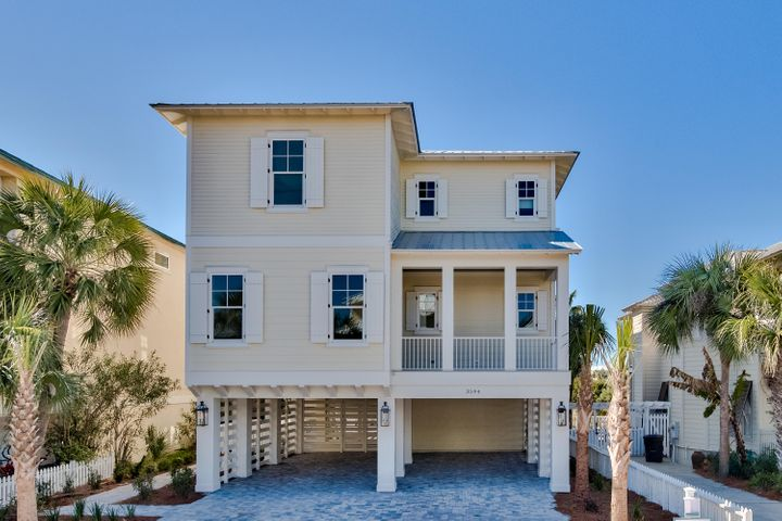 Welcome to our newly built home in Destin Pointe