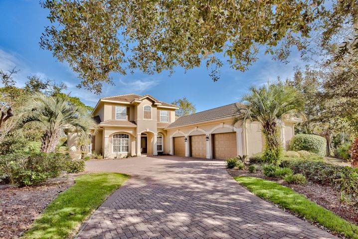 Beautiful updated home with large 3 car garage, pool and entertaining space, lush landscaping and huge backyard