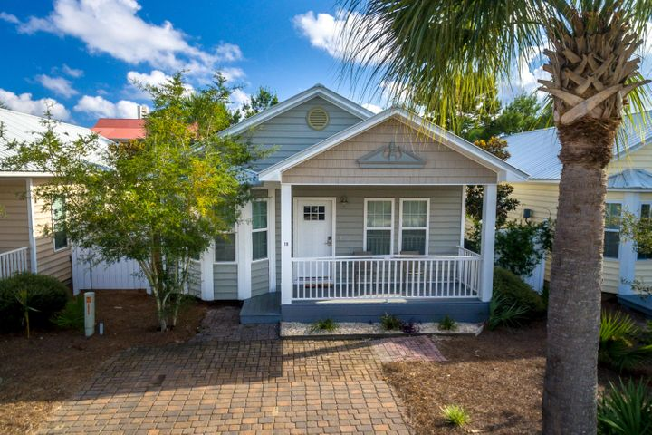 18 Gulf Cove Court, Santa Rosa Beach, FL 32459