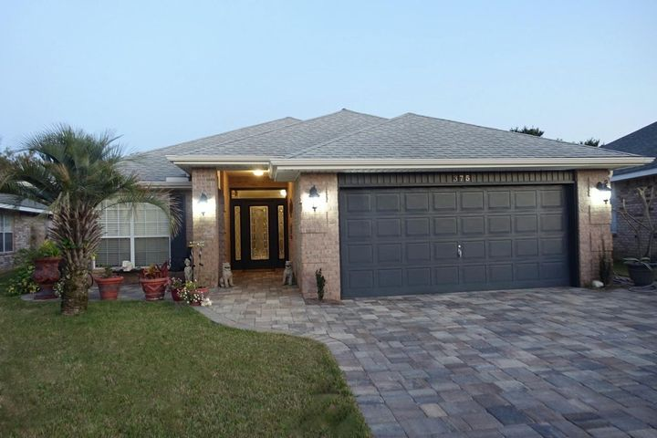 A beautiful 4 bedroom, 2 bath home with remodeled kitchen, bathrooms & more upgrades.