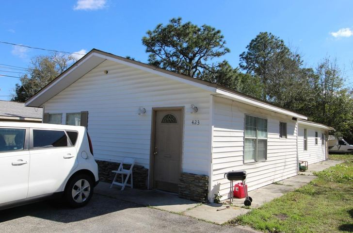 423 Green Acres Road, 423 & 425, Fort Walton Beach, FL 32547