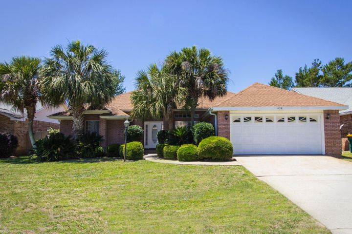 458 Sandmore Shores Drive, Mary Esther, FL 32569