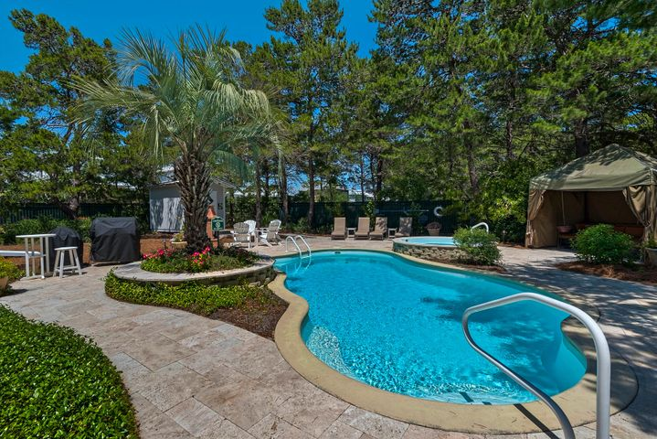 Private Pool Tropical Oasis- a true memory maker place to be