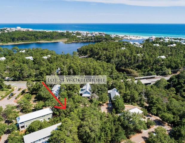 Lot 54 W Okeechobee, Santa Rosa Beach, FL 32459