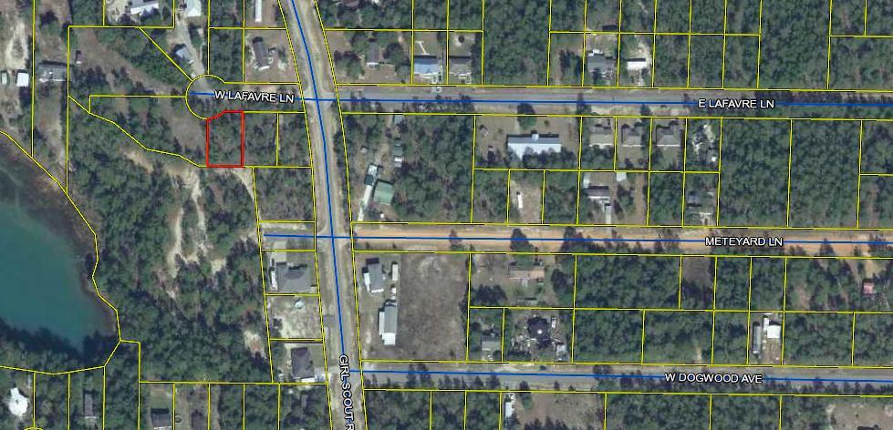 TBD Lafavre Lane, Defuniak Springs, FL 32433