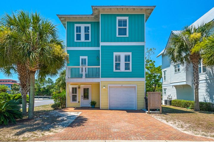 Welcome home to 7 Seaspring Cove!