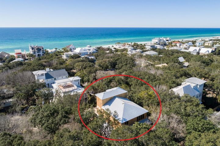 Ideally located on a prime corner site in the coveted location of Old Seagrove Beach, a short stroll to Seaside, this large, new construction luxury beach home with exceptional pool deck sits on a prime corner site. Steps to the beach access walking directly south, this new residence was built by renowned builder Regal Stephens Construction and designed by prominent architect Brian Stackable. Interiors will soon by appointed by Tracery Interiors. The 7 bedroom residence with heated pool is poised for an upcoming Fall completion. With rental revenue anticipated upward of $265,000, with Seagrove having a long history of strong rental performance, the property lends great investment confidence. Architectural plans, spec sheets, room layouts, interior design selection and features and finishes are all attached in the DOCUMENTS tab, or simply inquire for your real estate agent to provide.  An exceptional opportunity to own in one of 30A's most coveted locales.   Buyer to verify all measurements.