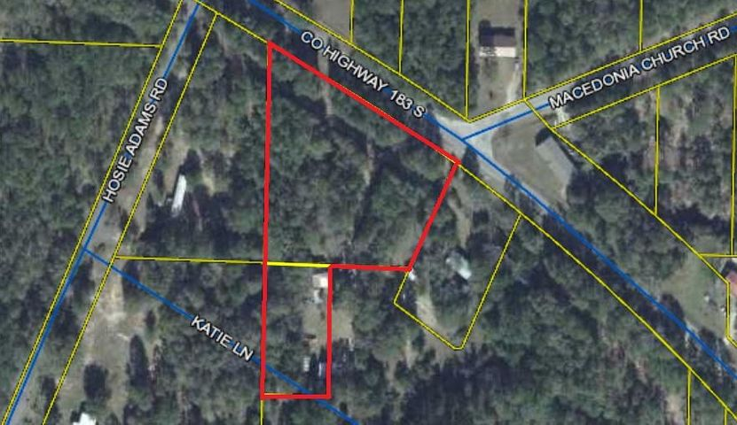 2084 S County Highway 183, Defuniak Springs, FL 32435