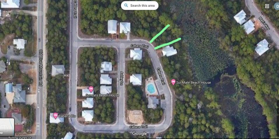 lot 109 Cabana Trail, Santa Rosa Beach, FL 32459