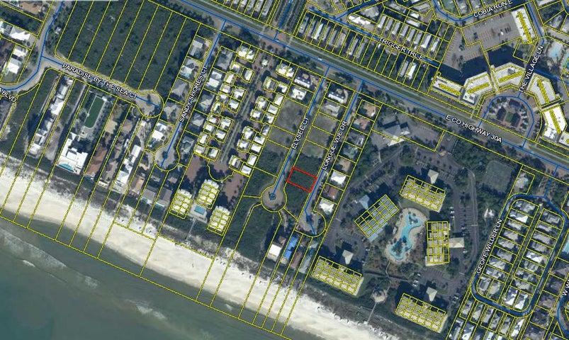 LOT 13 Elysee Court, Inlet Beach, FL 32461