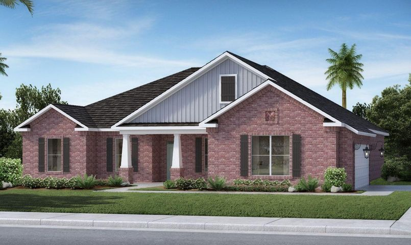 Popular Celsia A Floorplan with 4 bedrooms and 3 Baths. 2344 Square Feet with a flex room and formal dining room. Enhanced vinyl plank flooring throughout home, stainless appliances, quartz  counters, alpine white cabinets as well as additional LED lights.