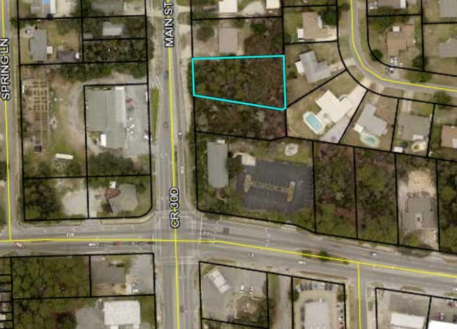 Lot 20 Main St., Destin, FL 32541