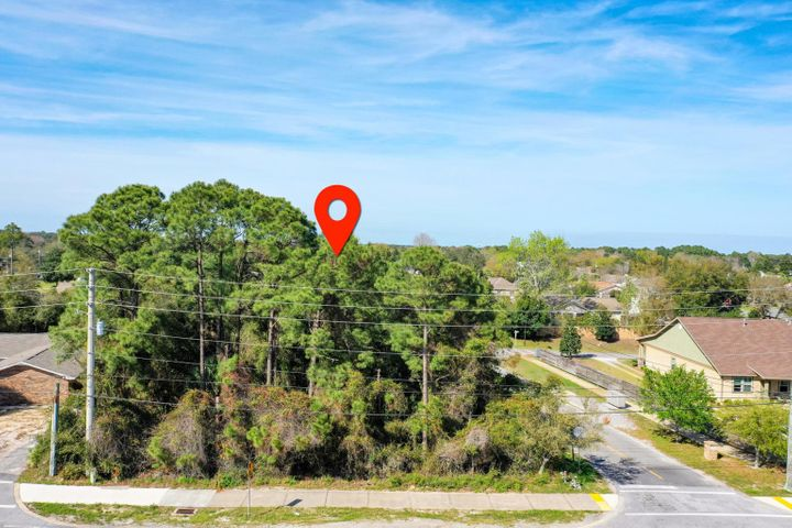 Lot 12 Cedar St., Destin, FL 32541