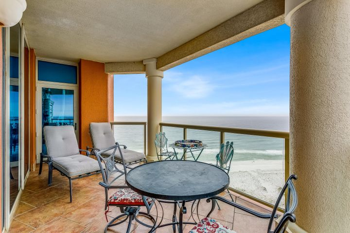 Price reposition for quick sale! This unit has 2 covered parking spots. That is a rare added bonus for Portofino. Those views, wow! Beautiful condo in Portofino, it is just waiting for you and your family to make it your own. This 3 bedroom condo has amazing views of the gulf and sound. Feel free to browse the virtual tour....schedule your showing today!