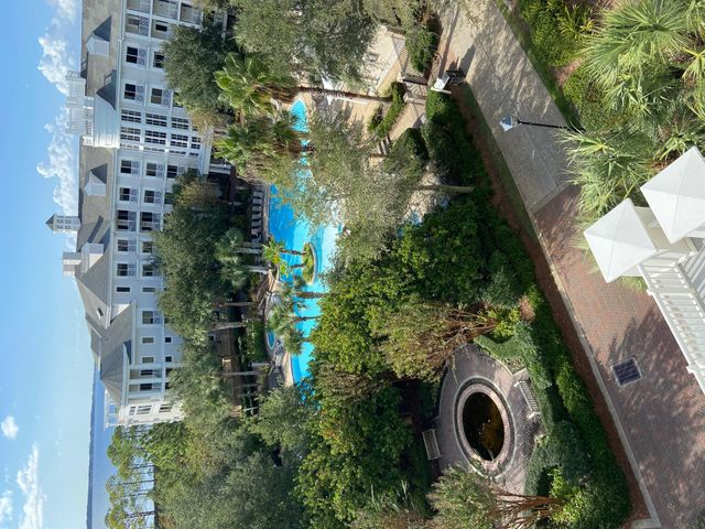 This renovated studio is located on the 6th floor of the Grand Sandestin. The fitness center is located off the lobby and the pool just off the Grand Sandestin back porch. Parking is available in the garage under the Grand Sandestin at a first come basis. The  resort spans over 2,000 acres is comprised of over 70 unique neighborhoods of condominiums, villas, town homes, and estates. The resort features miles of sandy white beaches and pristine bay front, four championship golf courses, a world-class tennis center with 15 courts, 4 resort swimming pools (and 15 private neighborhood pools), a 123-slip marina, a fully equipped and professionally staffed fitness center and spa, meeting spaces and The Village of Baytowne Wharf,